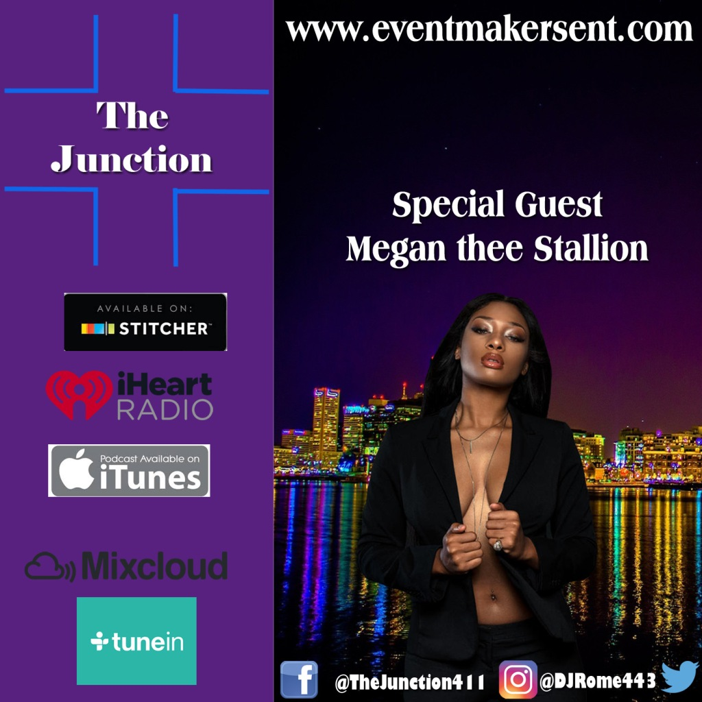Junction-ad-Megantheestallion
