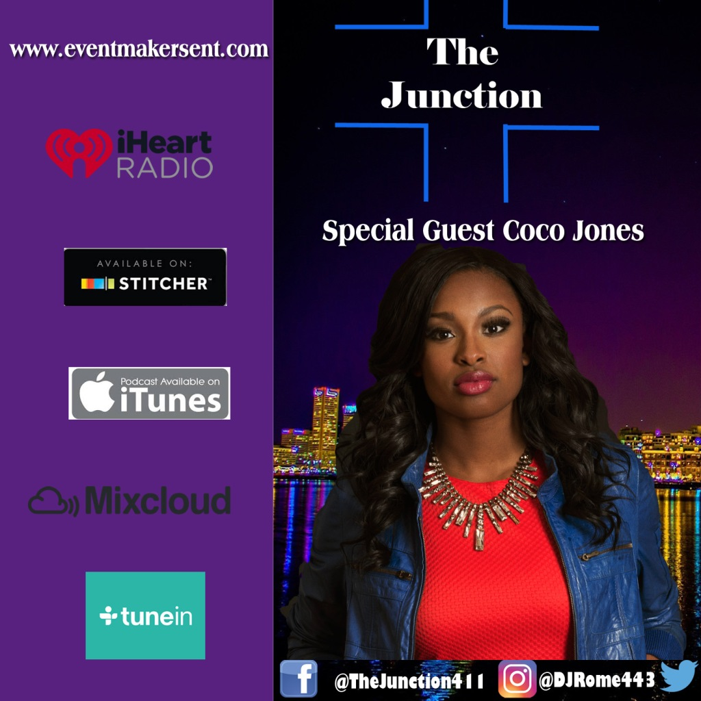 Junction-ad-Coco Jones